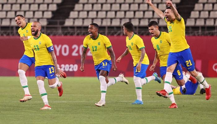 Футбол на Олимпиаде: Бразилия вышла в финал после победы над Мексикой по пенальти