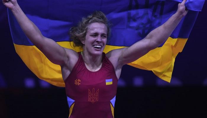 Черкасова принесла Украине шестую бронзу на Олимпиаде