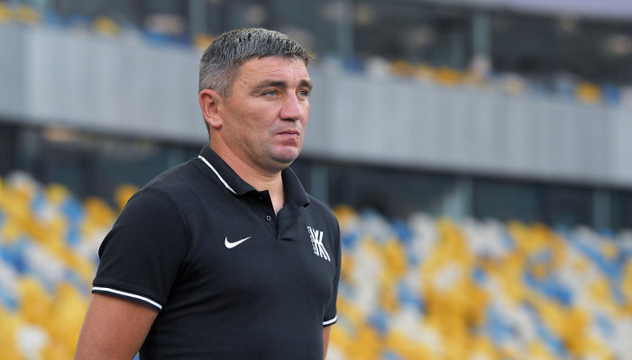 Костышин: Сказал команде, что если проиграем сегодня — подам в отставку