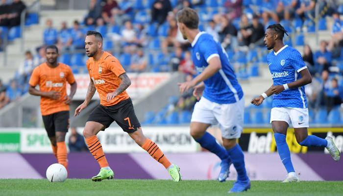 Шахтар обіграв Генк в першому матчі третього кваліфікаційного раунду ЛЧ