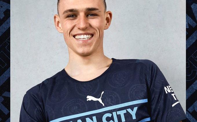 Манчестер Сити представил третий комплект формы на сезон