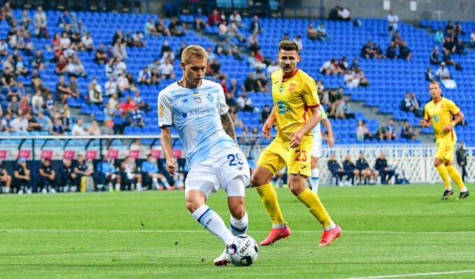 Динамо в Києві несподівано зіграло внічию з Інгульцем