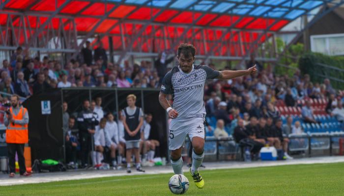 Нойок забил дебютный гол за брестский Рух (видео)