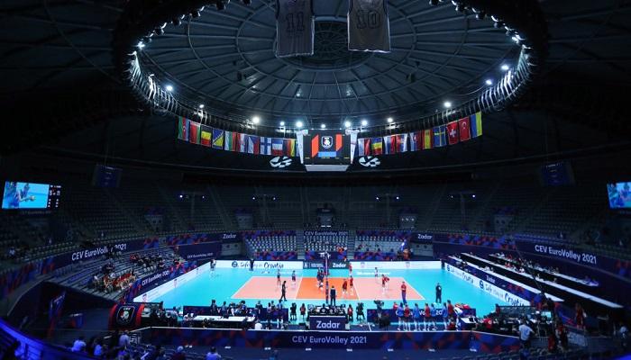 Украина добыла первую победу на женском чемпионате Европы по волейболу