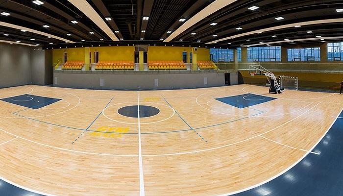 Будівельник буде проводити домашні матчі на майданчику фітнес-центру GYMMAXX