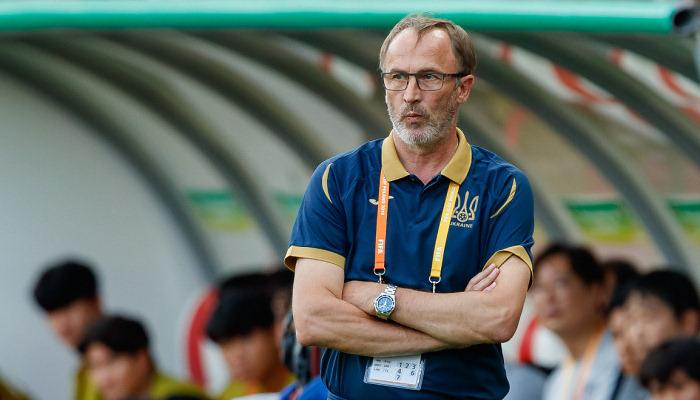 Петраков назначен исполняющим обязанности главного тренера сборной Украины