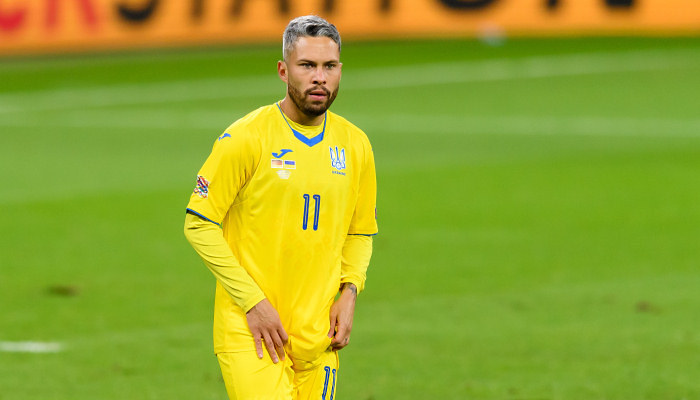 Марлос: Мое сердце всегда будет со сборной Украины и партнерами по команде
