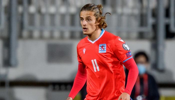 Ворскла подписала хавбека сборной Люксембурга Венсана Тилля