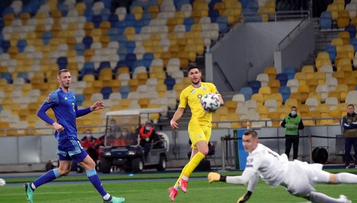 Казахстан - Украина когда и где смотреть трансляцию матча отбора на ЧМ-2022. Футбол 1