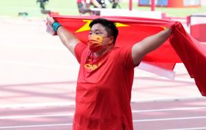 Китаянка Гун Ліцзяо стала Олімпійською чемпіонкою в штовханні ядра