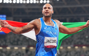Італієць Джейкобс – олімпійський чемпіон в бігу на 100 метрів