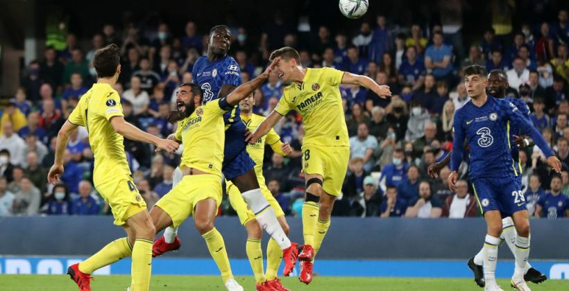 Челсі в серії пенальті переміг Вільярреал і виграв Суперкубок Європи