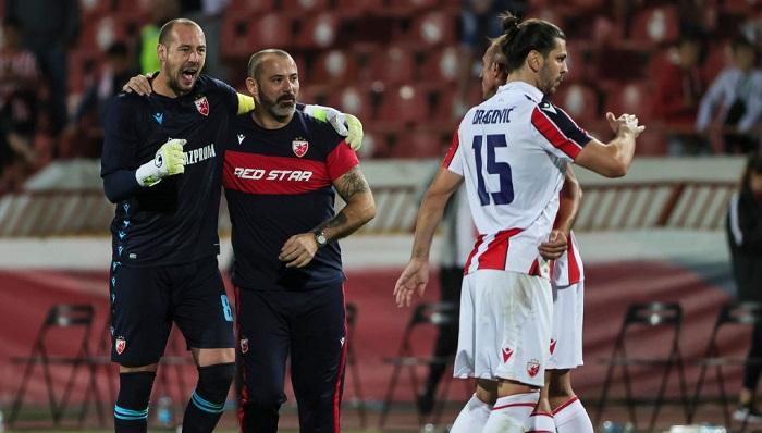 Црвена Звезда розгромила Клуж у першому матчі плей-оф кваліфікації Ліги Європи