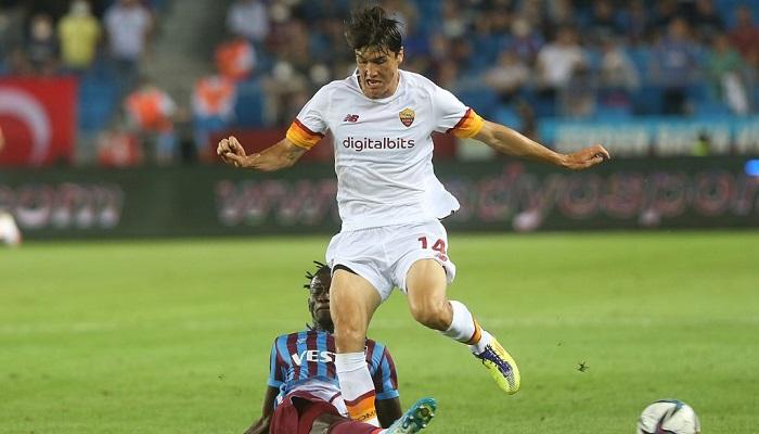 Рома обіграла Трабзонспор у першому матчі плей-оф кваліфікації Ліги чемпіонів