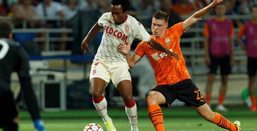Шахтер в дополнительное время прошел Монако и вышел в групповой этап Лиги чемпионов