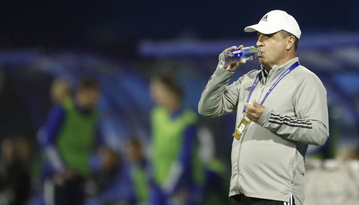По стопам Реброва. Вернидуб – второй украинский тренер, который вывел иностранный клуб в группу ЛЧ