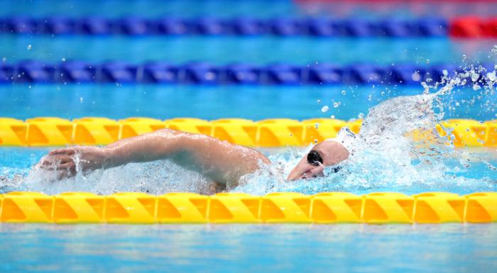 Украина выиграла бронзу Паралимпиады в смешанной эстафете по плаванию