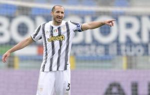 Кьеллини подписал контракт с Ювентусом до 2023 года