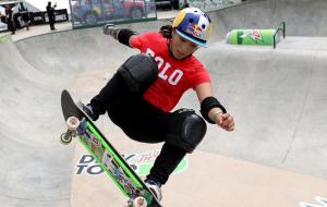 Японка Есодзуми выиграла олимпийское золото в скейтбординге