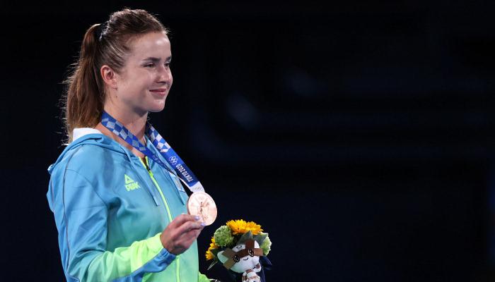 Свитолина: После Олимпиады мое моральное состояние значительно улучшилось