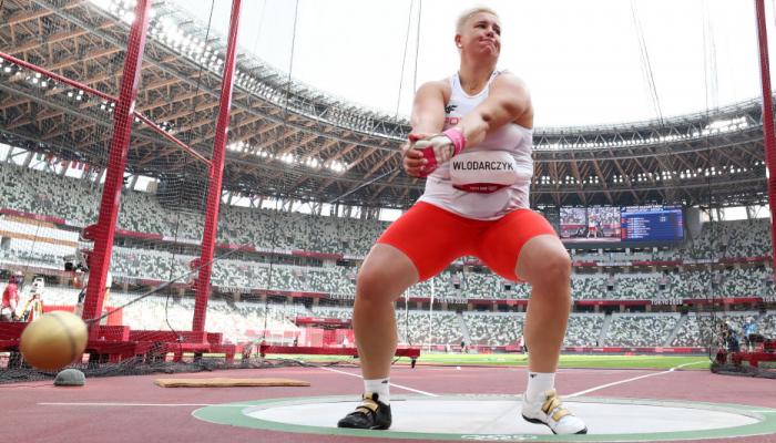 Влодарчик стала трехкратной Олимпийской чемпионкой в метании молота