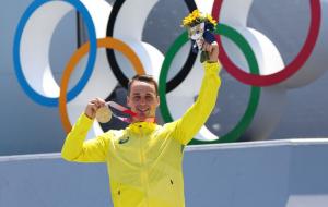 Австралієць Мартін став Олімпійським чемпіоном у дисципліні BMX-фрістайл