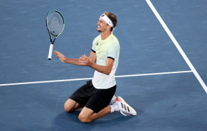 Зверєв – чемпіон Олімпійського тенісного турніру в одиночному розряді