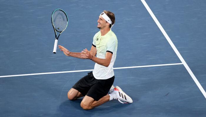 Зверев — чемпион Олимпийского теннисного турнира в одиночном разряде