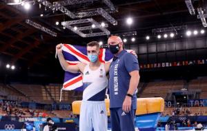 Британець Вітлок став олімпійським чемпіоном у вправах на коні