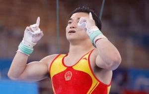 Китаєць Лю Ян виграв золото Олімпіади у вправах на кільцях