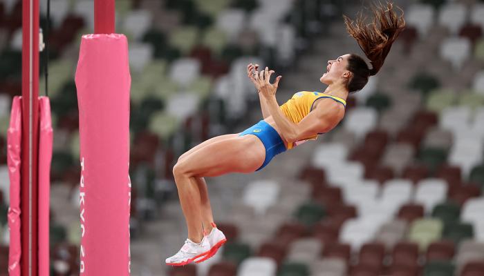Украинка Килипко вышла в финал Олимпиады в прыжках с шестом