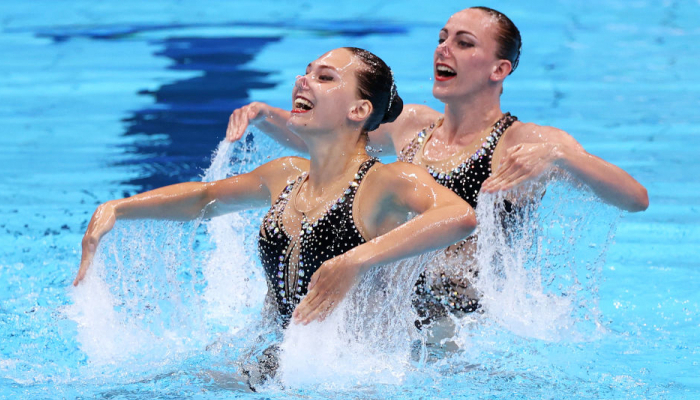 Фєдіна та Савчук завоювали олімпійську бронзу в артистичному плаванні