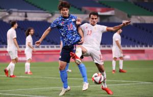Испания в дополнительное время обыграла Японию и вышла в финал Олимпийского футбольного турнира