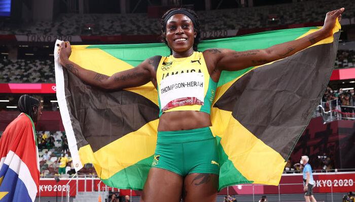 Томпсон виграла золото Олімпіади в бігу на 200 метрів