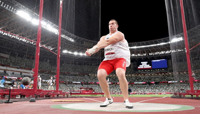 Поляк Новицки стал олимпийским чемпионом в метании молота
