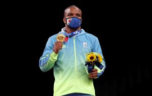 Беленюк принес Украине первое золото Олимпиады-2020