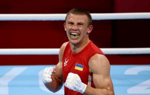 Хижняк вийшов у фінал боксерського турніру на Олімпіаді в Токіо