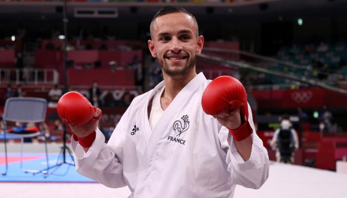 Француз да Коста выиграл золото Олимпиады в карате в категории до 67 кг