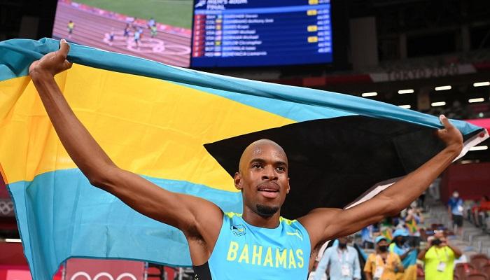 Гардинер из Багамских островов стал олимпийским чемпионом в беге на 400 м