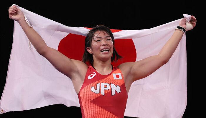 Японка Каваї стала Олімпійською чемпіонкою у вільній боротьбі до 57 кг