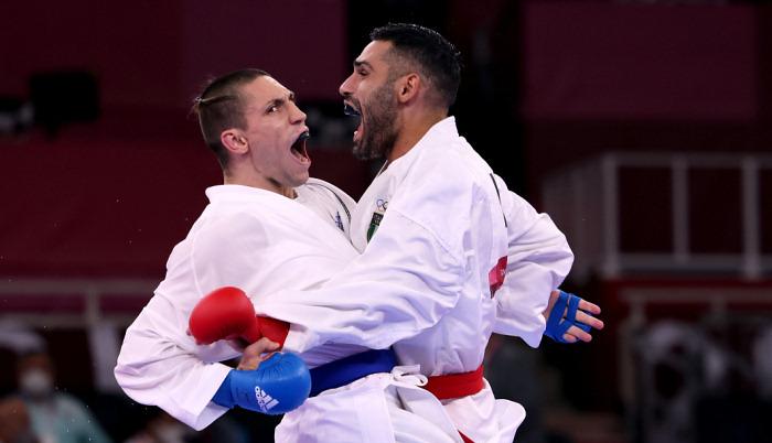 Горуна стал бронзовым призером олимпийского турнира по каратэ