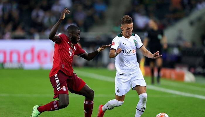 Бавария и Боруссия М сыграли вничью в матче-открытии Бундеслиги