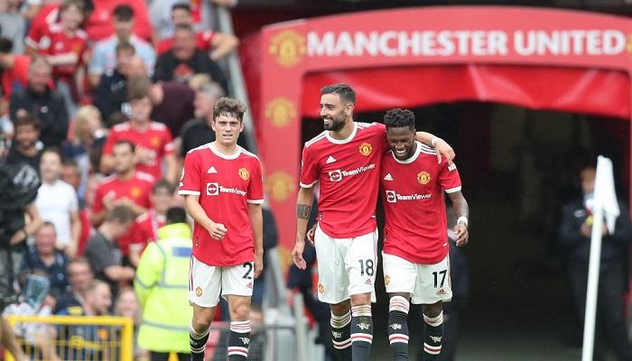 Хет-трик Фернандеша допоміг Манчестер Юнайтед розгромити Лідс