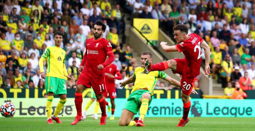 Ливерпуль – Бернли где смотреть в прямом эфире трансляцию чемпионата Англии