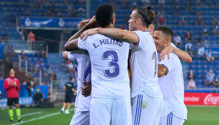 Реал розгромив Алавес в першому матчі після повернення Анчелотті