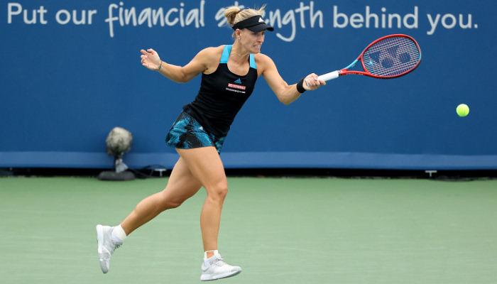 Кербер, Плишкова и Тайхманн вышли в полуфинал турнира в Цинциннати