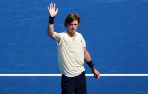 Рублев стал пятым участником Итогового турнира ATP