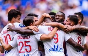 Лион — Монако. Видео обзор матча за 16 октября