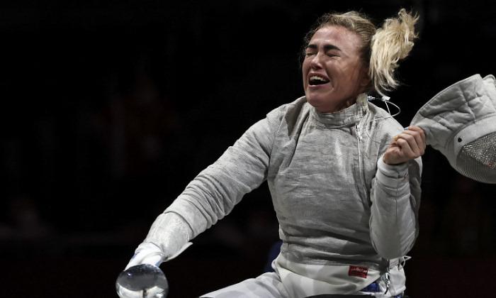 Украина впервые в истории выиграла медаль в командном фехтовании на Паралимпиаде