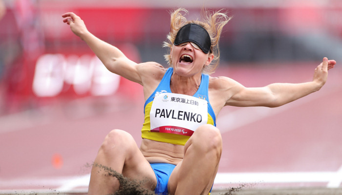 Украинка Павленко завоевала бронзу Паралимпиады в прыжках в длину